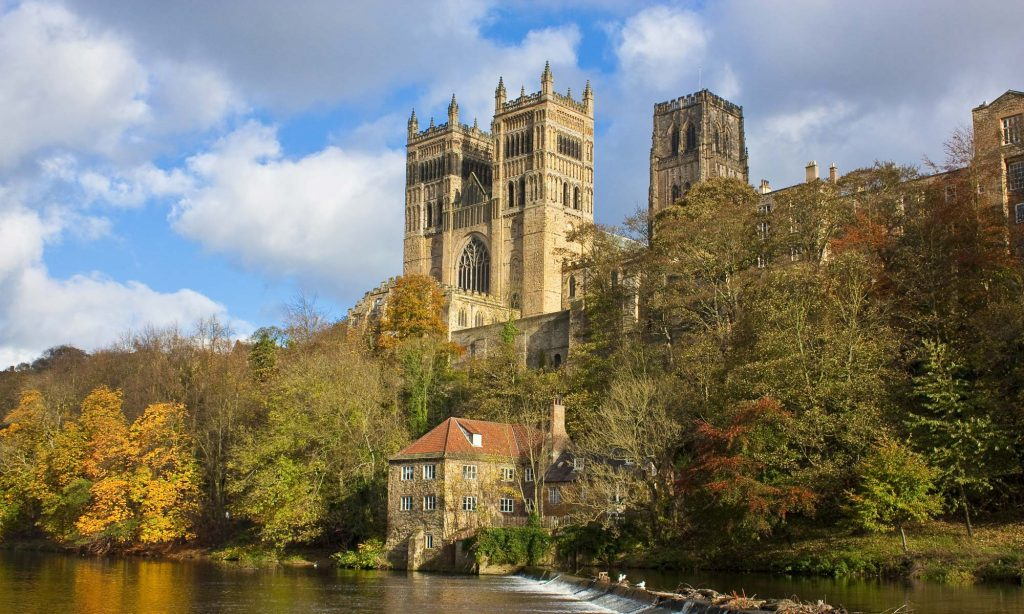 Photo of Durham Cathedral, UK